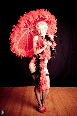 Sweetpea Magee Burlesque Guest A Dancing Cocoa Cup During Her Last Visit To Show Us Your Wits December  Sweetpea Is Happy To Be Bringing Her Own