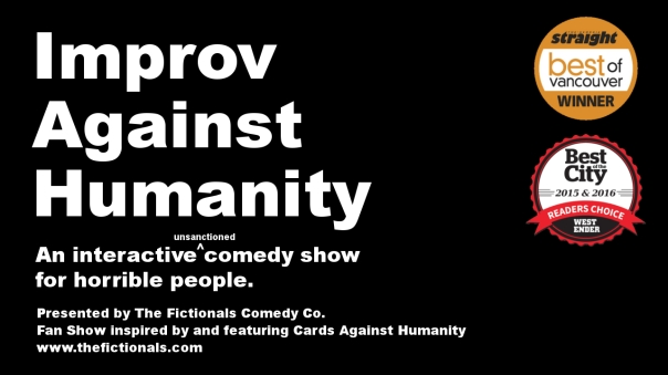 24) Improv Against Humanity logo