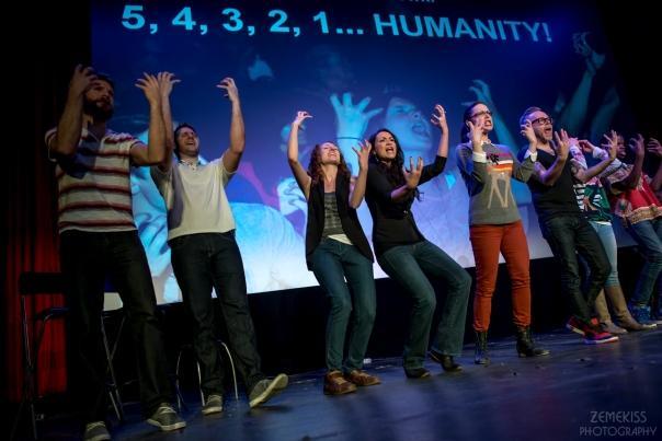IAH Humanity!