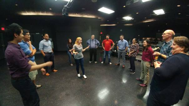 City of Richmond Improv Workshop