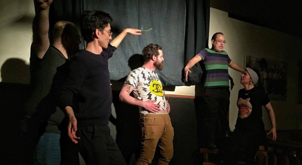 Hot Improv Tuesdays 1