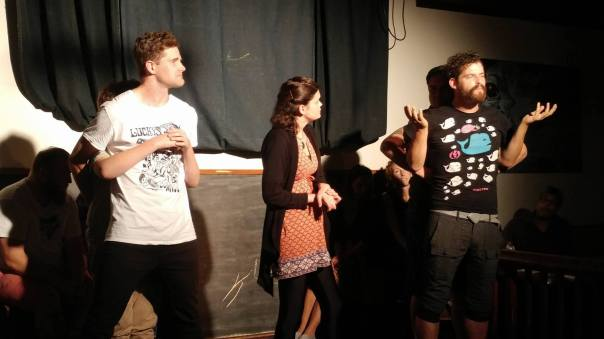 Hot Improv Tuesdays at Cafe Deux Soleils