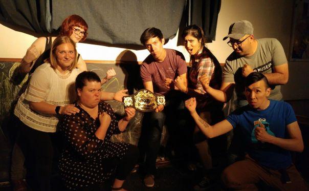 Vancouver Improv Fight Club