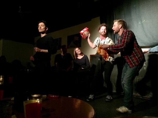 Hot Improv Tuesdays with The Fictionals