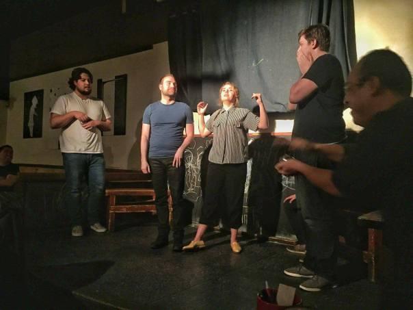 Vancouver Improv Fight Club (2)
