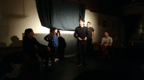 Improv X Theatre