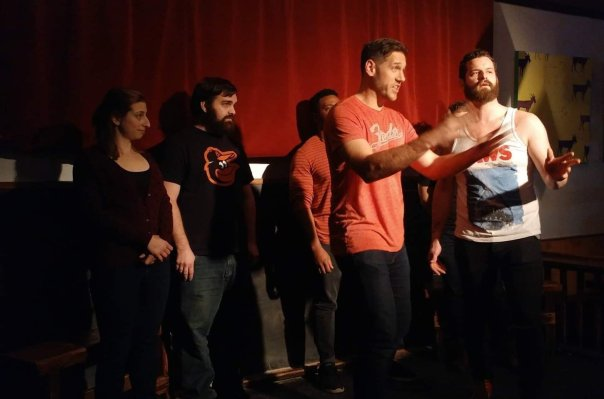 Hot Improv Tuesdays