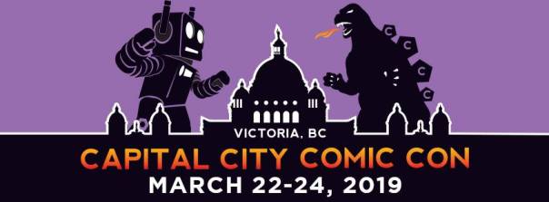 Capital City Comic Con 3