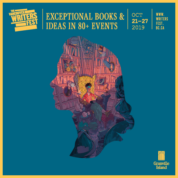 Vancouver Writers Fest 2019