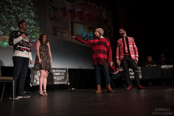 Improv Against Humanity Christmas Special